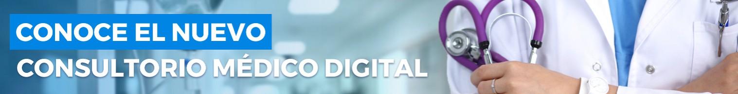 Consultorio Médico Digital